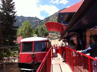 Manitou Springs_Pikes Peak Cog Railway Station